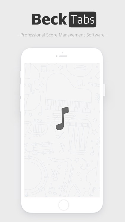 BeckTabs - Sheet Music Player screenshot-4