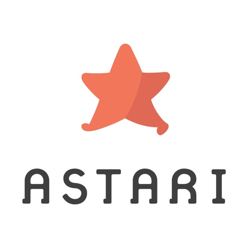 ASTARI/アスタリ-歩数計&お得なギフトアプリ
