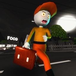 Stickman Sneak Thief Simulator