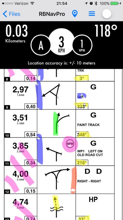 Rally Blitz Navigator Pro by PepeRico, LLC