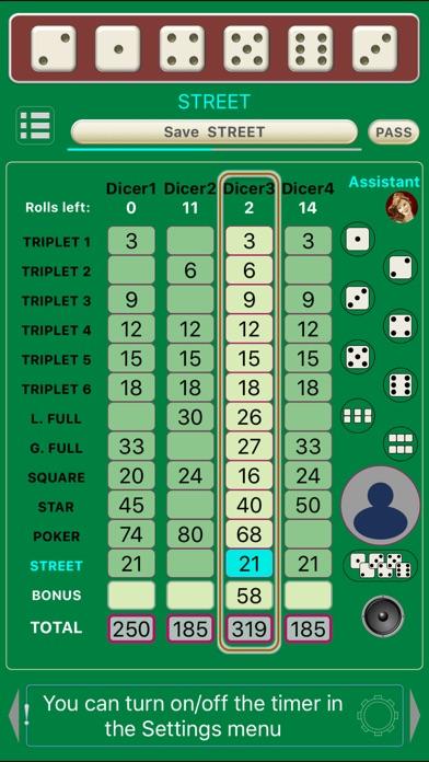 Street Dice Poker-0