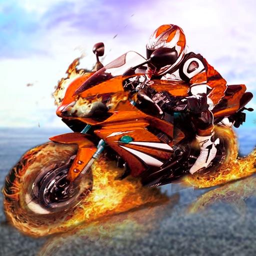 Motorcycle Rider - car game
