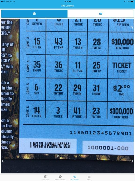 CA Lottery Official App screenshot 11