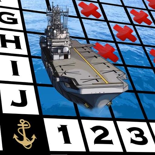 Sea Battle Board Game