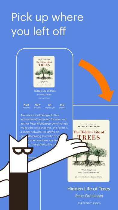 Bookmate review screenshots