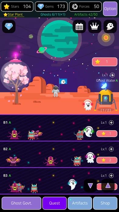 Screenshot 2 Merge Ghosts