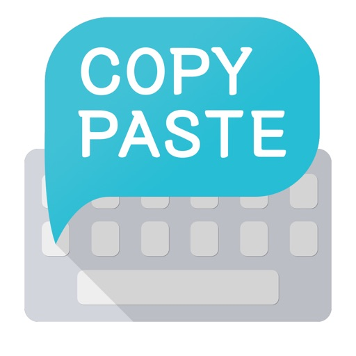 Paste Keyboard free software for iPhone and iPad