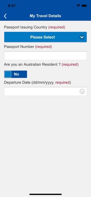 Tourist Refund Scheme on the App Store
