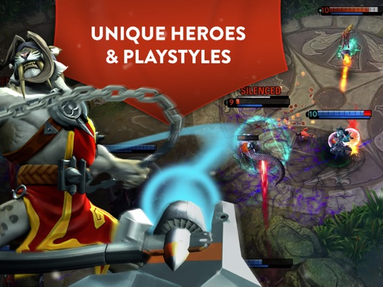 Vainglory 5V5 Screenshots