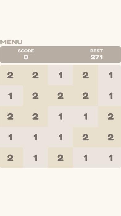 11 Puzzle Screenshot on iOS