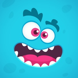 The Monster Stickers Pack