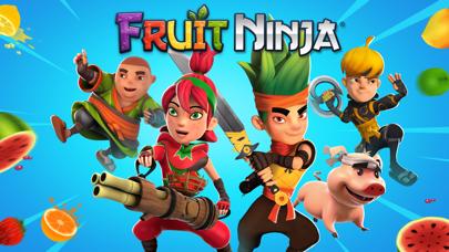 Fruit Ninja® ScreenShot2