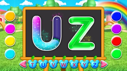 Spanish Alphabet Educational screenshot 3