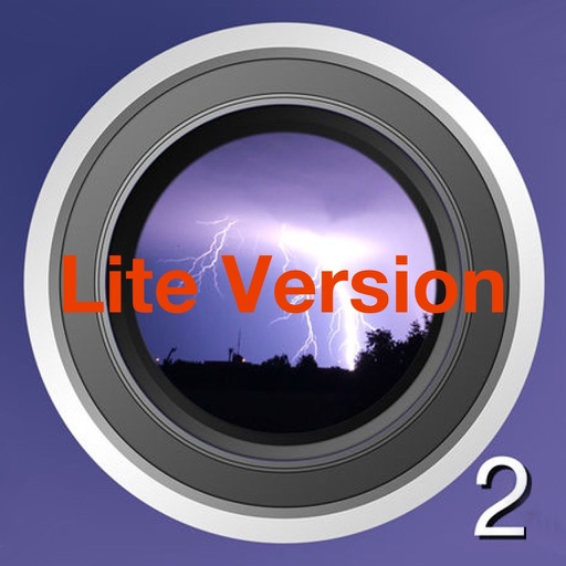 iLightningCam 2 Lite iOS App