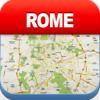 Roma Mapa Offline, Metro