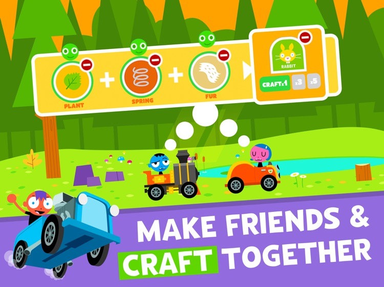 PBS KIDS Kart Kingdom screenshot-3