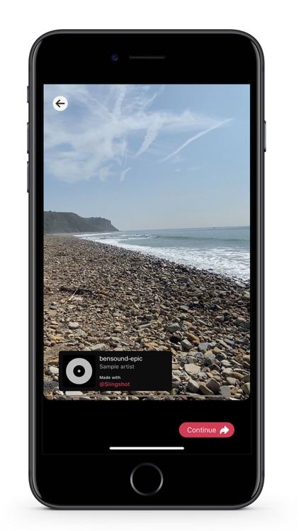 Slingshot Video Filter screenshot-4