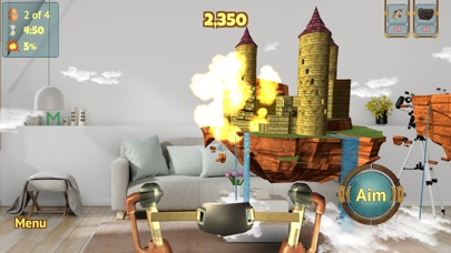 Slingshot Island AR Screenshot 3
