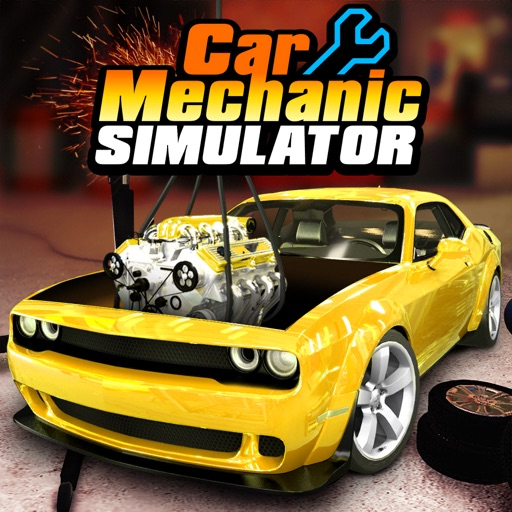 Car Mechanic Simulator 21