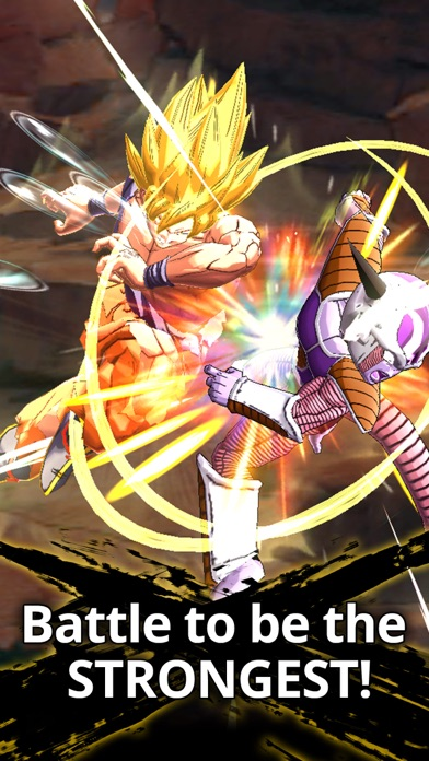 DRAGON BALL LEGENDS screenshot #5