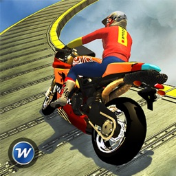 City XTrail Bike Stunts 2