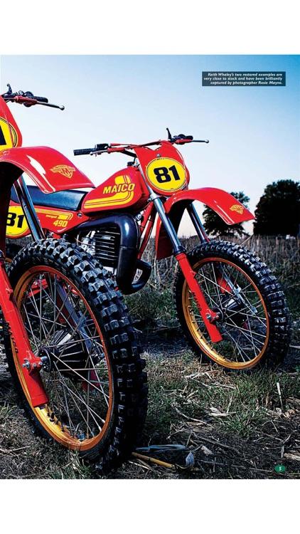 VMX Magazine – Vintage Motocross & Dirt Bike Quarterly screenshot-4