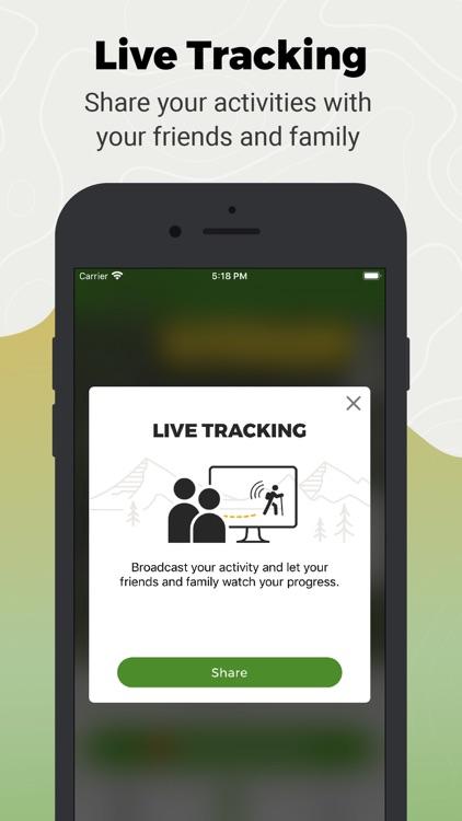 Wikiloc Outdoor Navigation GPS screenshot-3