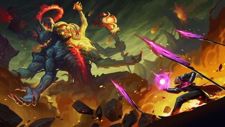 Shadow Knight Premium Fighting screenshot-0