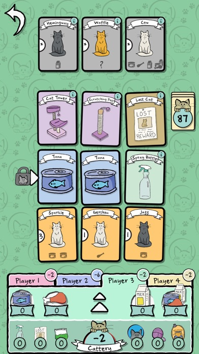 Screenshot #7 for Cat Lady - The Card Game