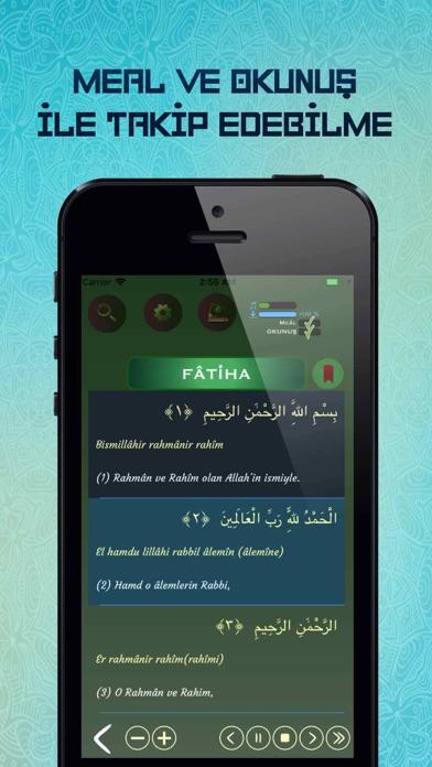 Screenshot for Kur'an-ı Kerim internetsiz PRO in Turkey App Store