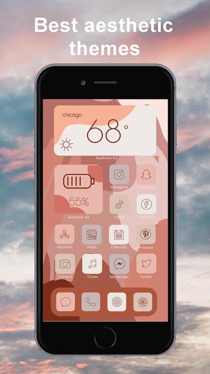 aesthetic kit screenshot-4