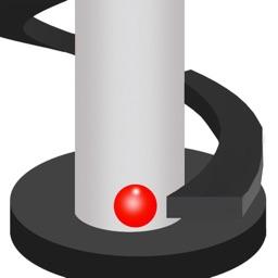 Super Ball-Jump On Helix