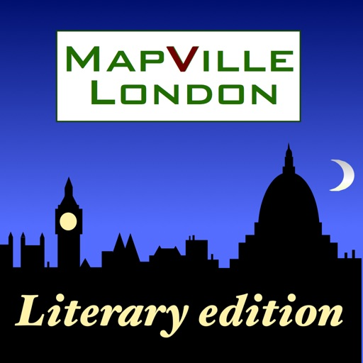 MapVille Literary London