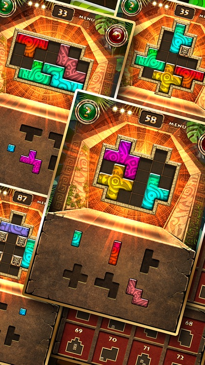 Montezuma Puzzle screenshot-4