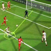 真正的足球 - 足球游戏