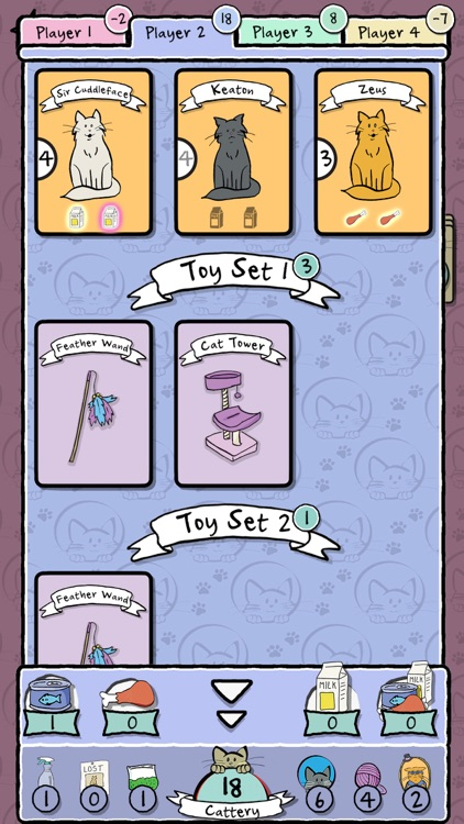 Cat Lady - The Card Game screenshot-3