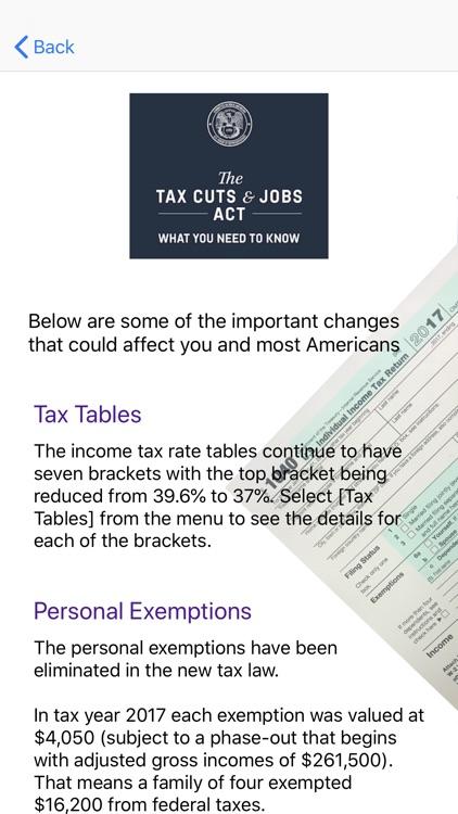 Tax Impact screenshot-6