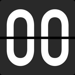 Flip Clock - digital widgets