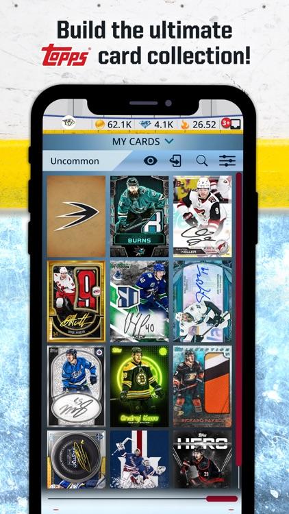 Topps® NHL SKATE™ Card Trader screenshot-0