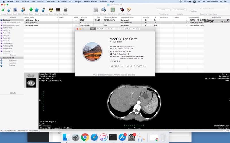 HorliX скриншот программы 1