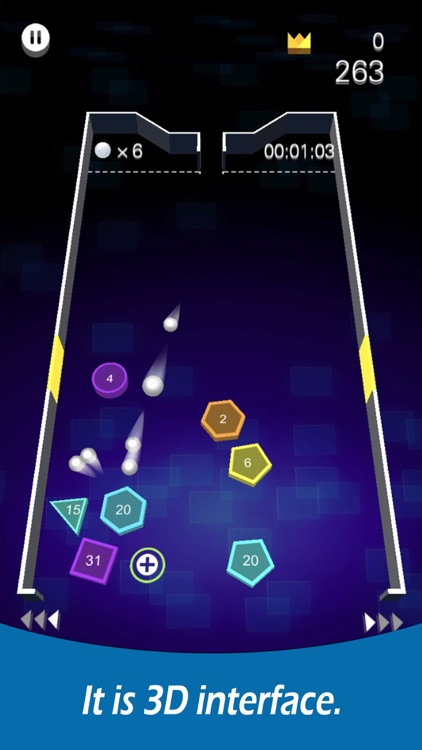 Physical ball-3D Breaking ball screenshot-1
