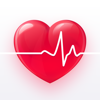 AIBY - 心拍数, 脈拍測定, 心拍 - InPulse アートワーク