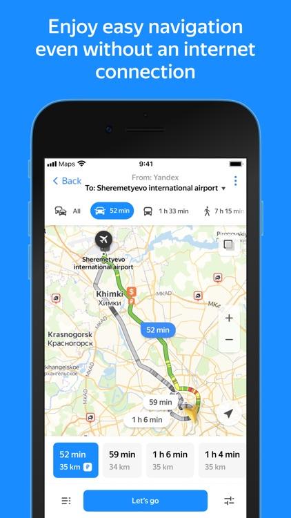 Yandex.Maps screenshot-5