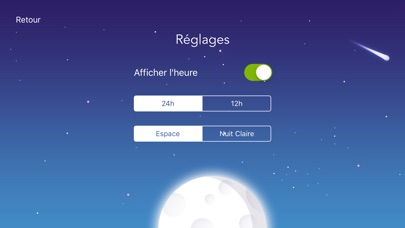 download Veilleuse Space Night Light apps 3