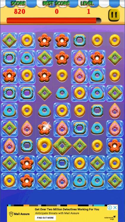 Donut Drop Match screenshot-3