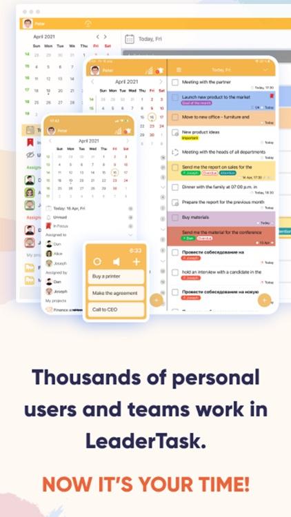LeaderTask: Reminder & To-Do screenshot-8
