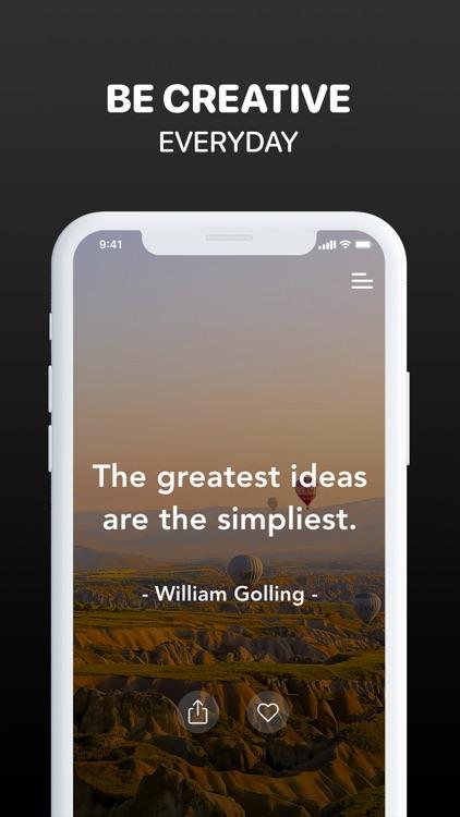 Self Remind: Motivation Quotes screenshot-4