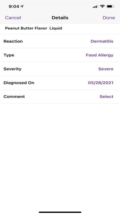 Althea Health screenshot-4
