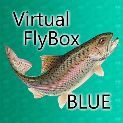 Virtual Flybox - Blue River