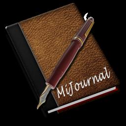Ícone do app MiJournal